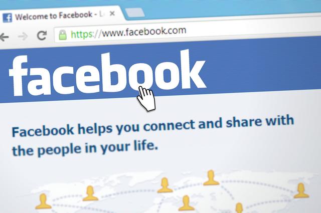 přihlášení k doméně facebooku