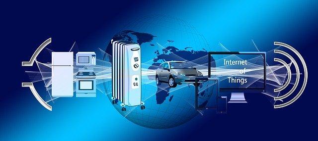 komunikace mezi elektronickými spotřebiči