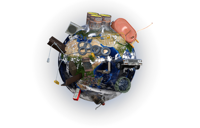 znečištění planety