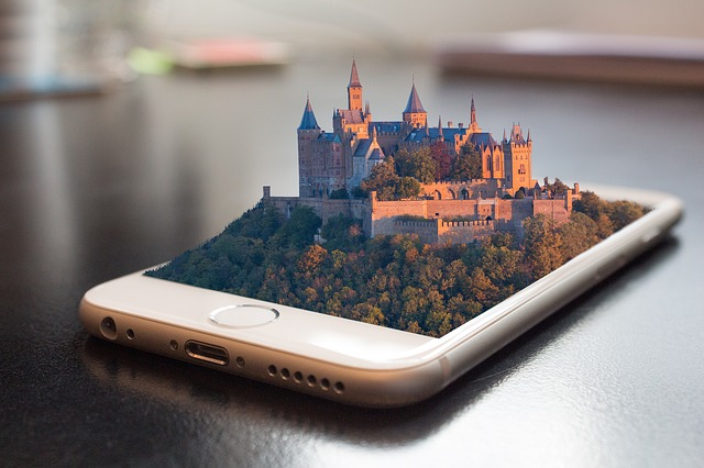 hrad b iPhonu