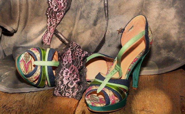 páskové boty