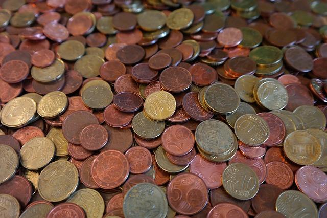 spousta centů