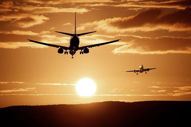 dvě letadla