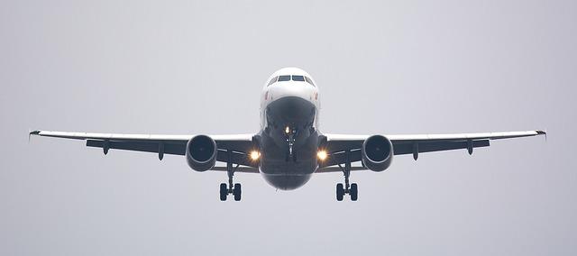 spodek letadla