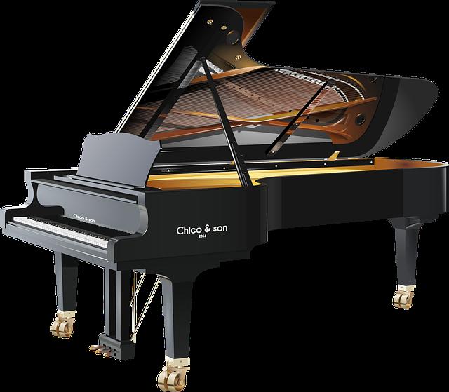 klavír Chico