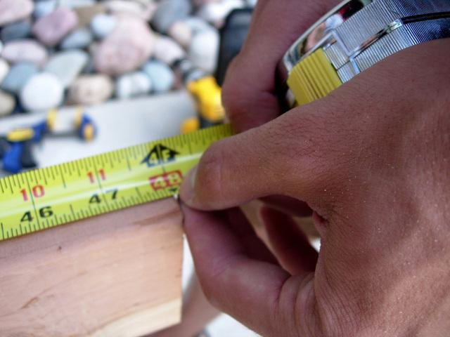 měření dřeva