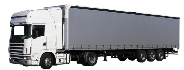 dlouhý kamion