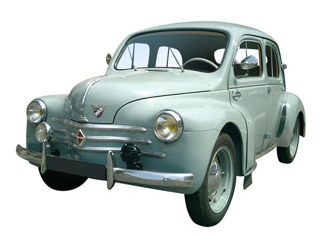 Starší typ vozu