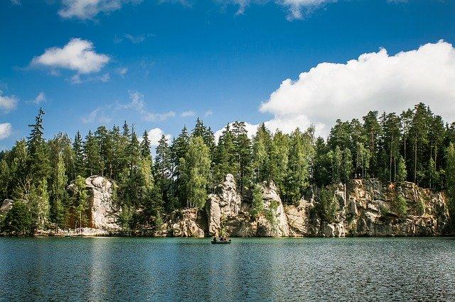 kouzlo Adršpašsko-Teplických skal